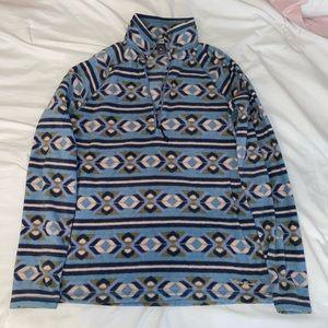 Eddie Bauer sweatshirt blue